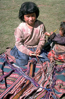 Weaving a Jakima