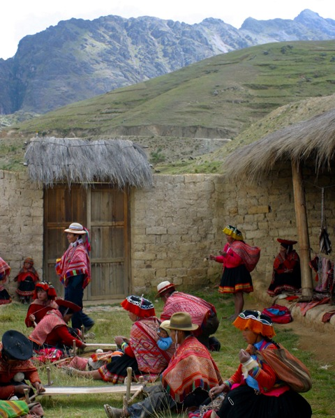 Beyond the Stones of Machu Picchu: Stories and Folktales of Inca Life