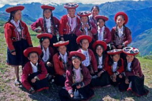 incas children