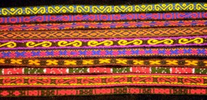 Some Patterns of Chinchero, Side by Side