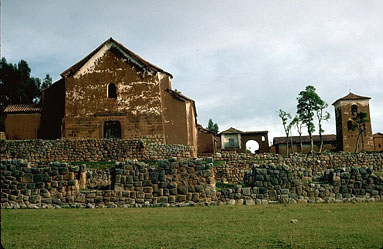 Spanish Colonial Church