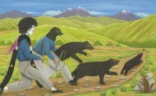 Incas Story