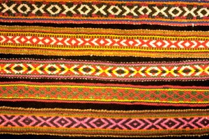 "A Wider Pattern ""Ribbons"" of Weaving"